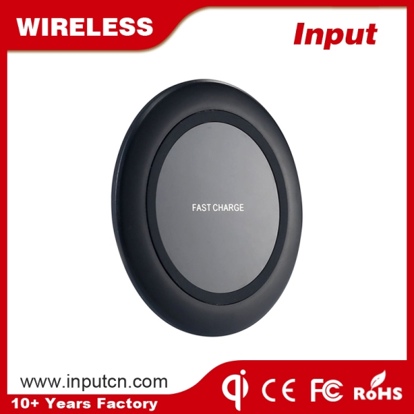 Fast Wireless Charger-Mirror Qi WT-650F