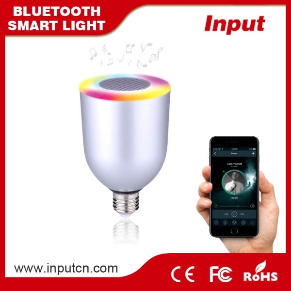 Bluetooth Led Bulb with Speaker SU-06