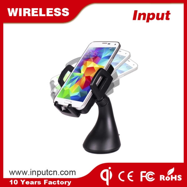 Fast Wireless Car Charger WT-C5F