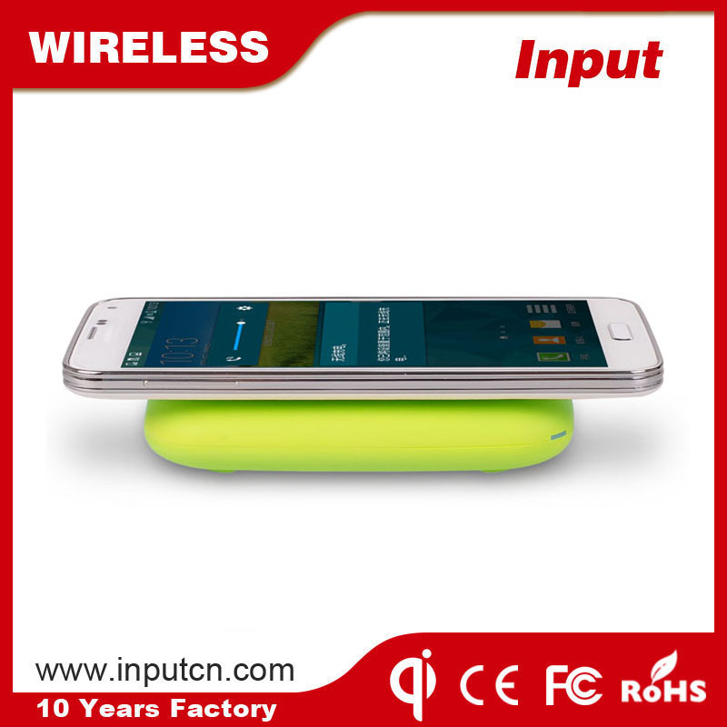4000mAH Wireless Power Bank WT-400