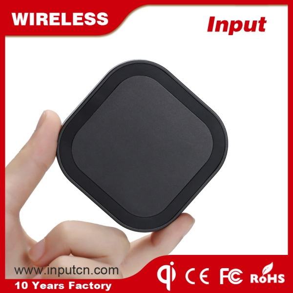 Fast Wireless Charger -Square WT-600F