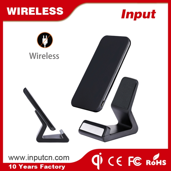 3 Coils Fast Wireless Charger -Dock Qi WT-630F