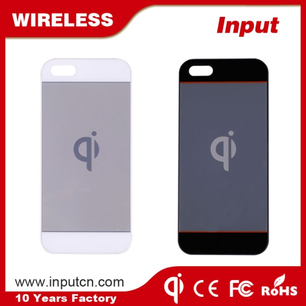 Wireless Receiver Case for iPhone 5/5S WT-IP5